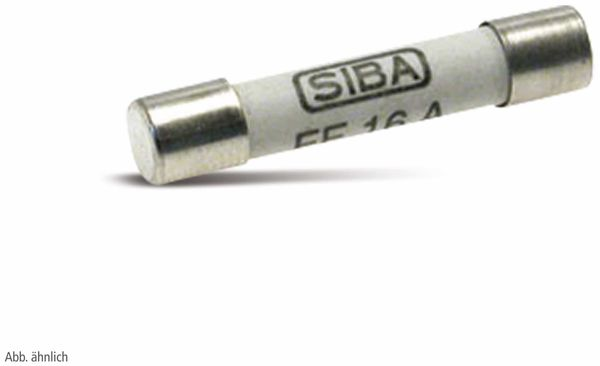 G-Sicherung, 6,3x32, 4,0 A, 600 V, superflink