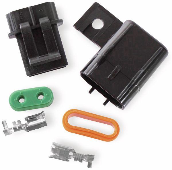 Sicherungshalter für KFZ-Flachsicherung, bis 2,5mm²