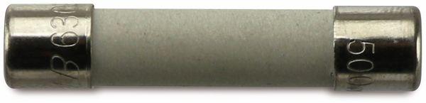 G-Sicherung, 6,3x32, 0,5 A, 500 V, superflink