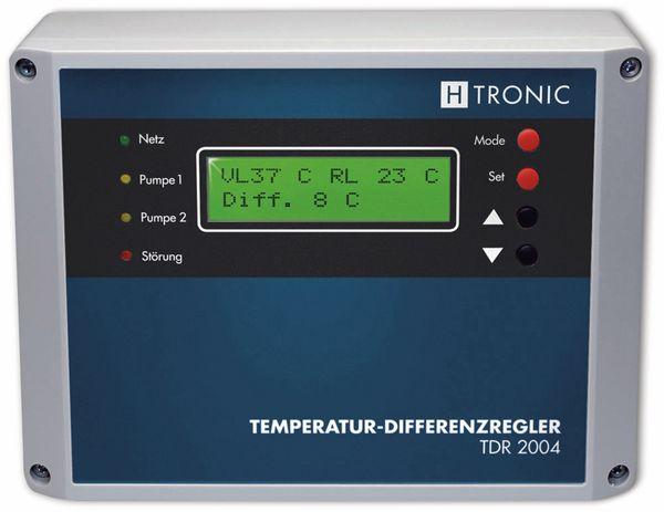 Temperatur-Differenz-Regler TDR 2004