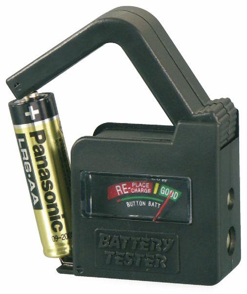 Batterie-/Akkutester