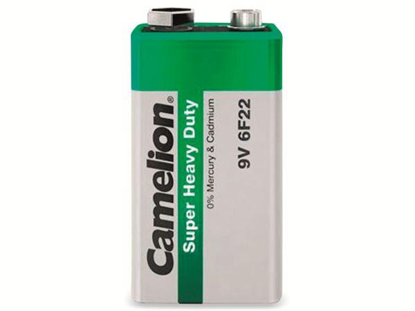 9 V-Blockbatterie - Produktbild 1