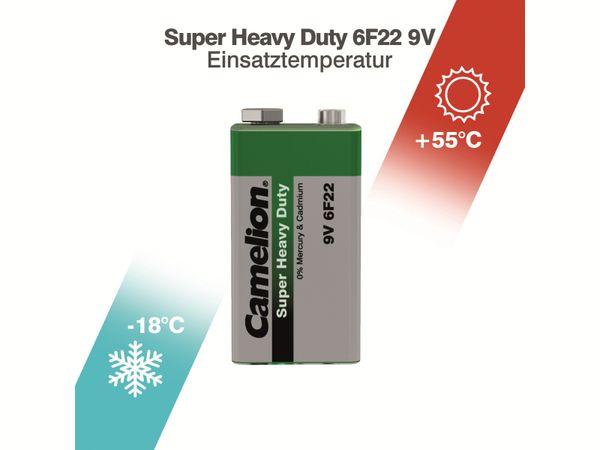 9 V-Blockbatterie - Produktbild 2