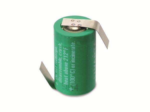 Lithium-Batterie mit Lötfahnen VARTA CR1/2AA, 3 V-, 950 mAh