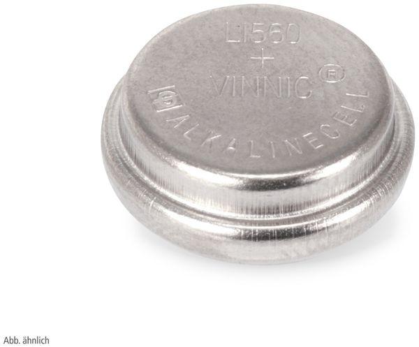 Alkaline-Knopfzelle
