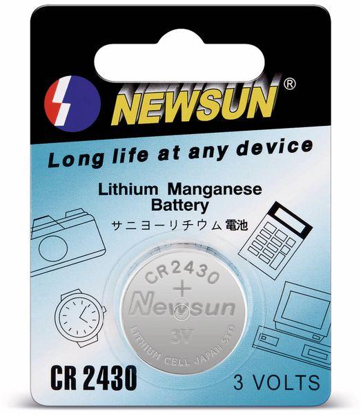 Lithium-Knopfzelle