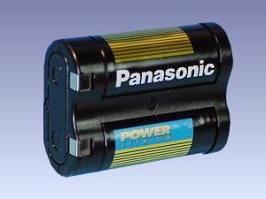 Lithium-Fotobatterie 2CR5