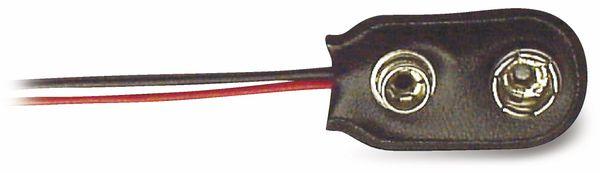Druckknopfanschluss