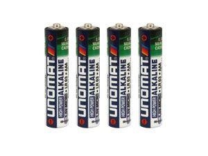 UNOMAT Alkaline-Batterieset