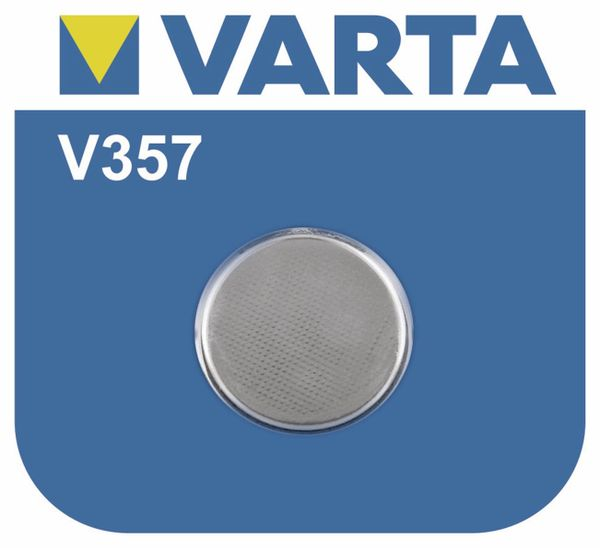 Knopfzelle VARTA V357