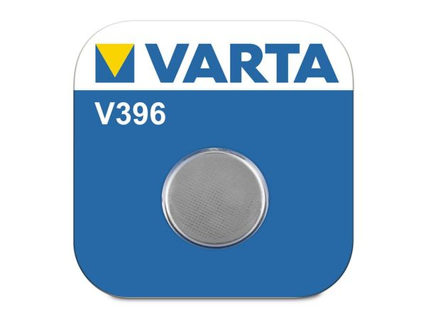 Knopfzelle VARTA V396
