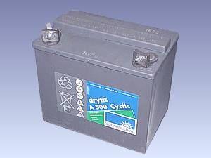 Blei-AGM-Akku Sonnenschein Dryfit A500C