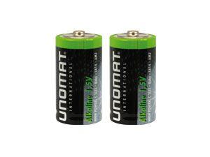 Baby-Batterien UNOMAT, 2 Stück