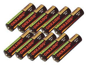 Mignon-Batterie-Set