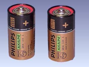Alkaline-Batterie-Set Philips Baby