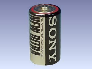 Mono-Batterie-Set Sony