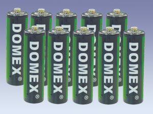 Mignon-Batterieset Domex