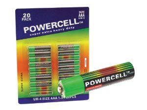 Batterie-Set Micro