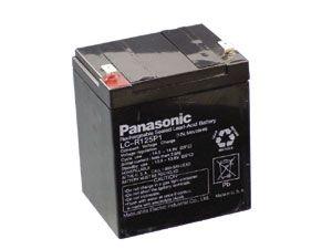 Panasonic Blei-AGM-Akku LC-R125P1