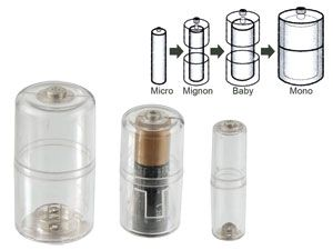 Batterie-Converter