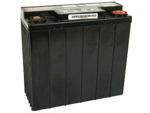 Blei-Akkumulator HAWKER, 12 V-/16 Ah - Produktbild 1