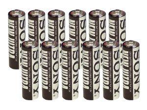 Mignon-Batterie-Set Sony
