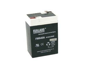 Blei-Akkumulator SEALAKE FM640A
