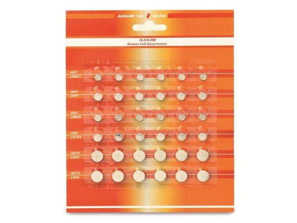 Knopfzellen-Set III