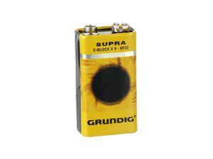 Batterie 9 V-Block GRUNDIG Supra