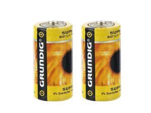 Baby-Batterie-Set GRUNDIG Supra