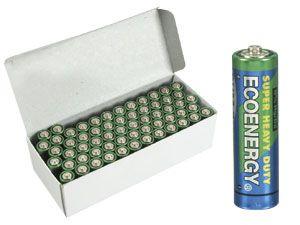 Mignon-Batterien Ecoenergy R6P