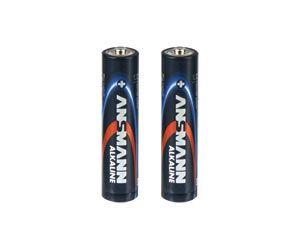 Micro-Batterie-Set ANSMANN Alkaline