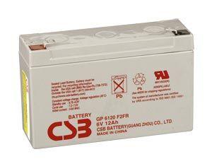 Blei-Akkumulator CSB GP 6120