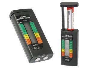 Batterietester BT20