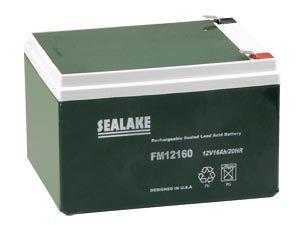 Blei-Akkumulator SEALAKE FM12160