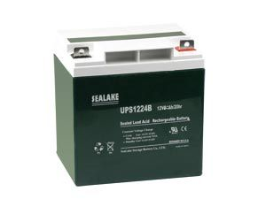 Blei-Akkumulator SEALAKE UPS1224B