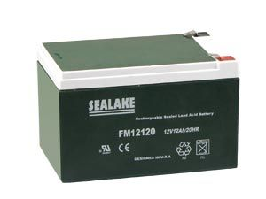 Blei-Akkumulator SEALAKE FM12120