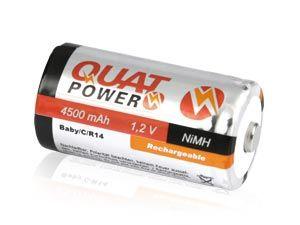 Baby-NiMH-Akku QuatPower