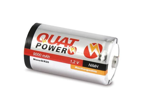 Mono-NiMH-Akku QuatPower