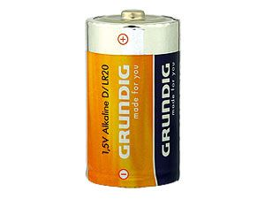 Mono-Batterie-Set GRUNDIG Alkaline