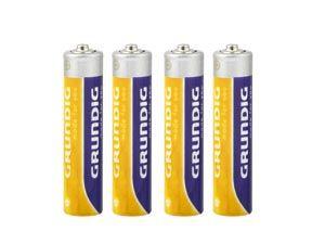 Micro-Batterie-Set GRUNDIG Plus