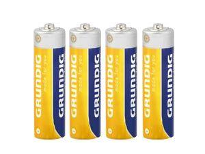 Mignon-Batterie-Set GRUNDIG Plus