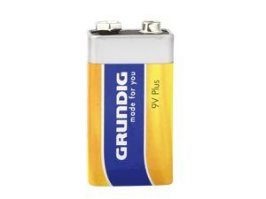 9 V-Blockbatterie GRUNDIG Plus