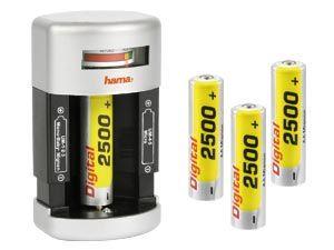 Akku-/Batterietester-Set NiMH-Mignon HAMA