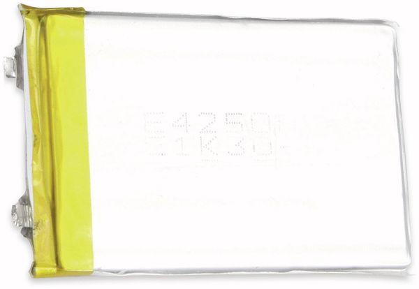 Lithium-Polymer-Akku E425085 - Produktbild 2
