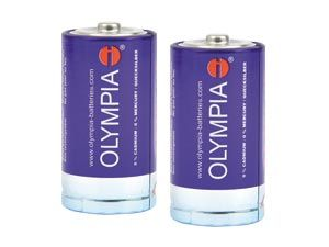Baby-Batterieset Olympia Xtreme