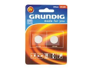 Lithium Knopfzelle Grundig CR1620