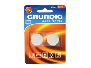 Lithium Knopfzelle Grundig CR2430