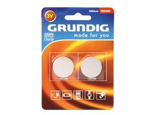 Lithium Knopfzelle Grundig CR2450