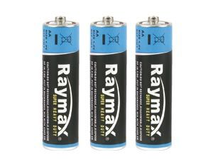 Mignon-Batterieset RAYMAX, 3 Stück